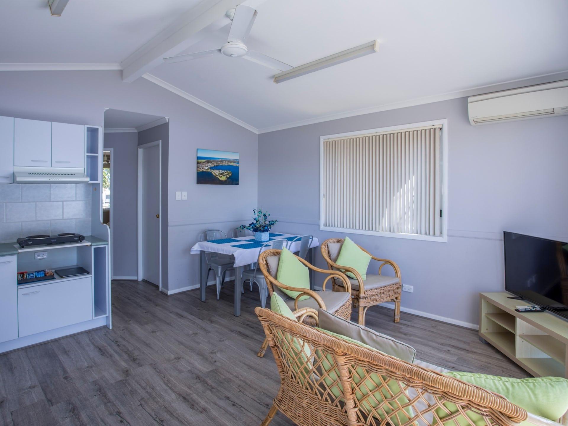 Villas Cabins And Camping Sites At Belmont Lake Mac